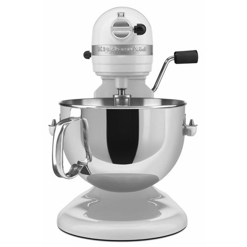 Gallery - Professional 600™ Series 6 Quart Bowl-Lift Stand Mixer - White