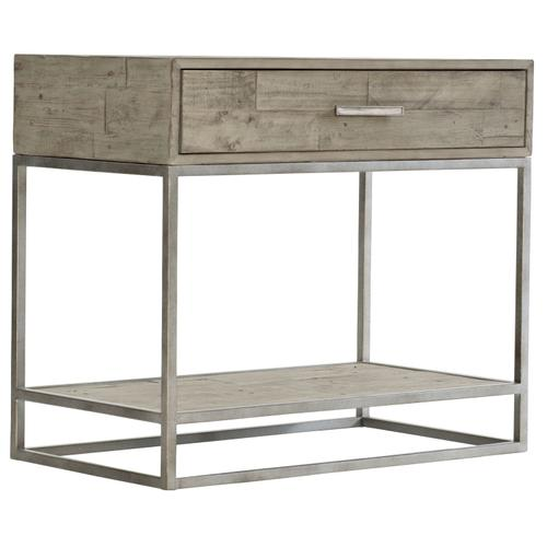 Alvar Nightstand in Morel
