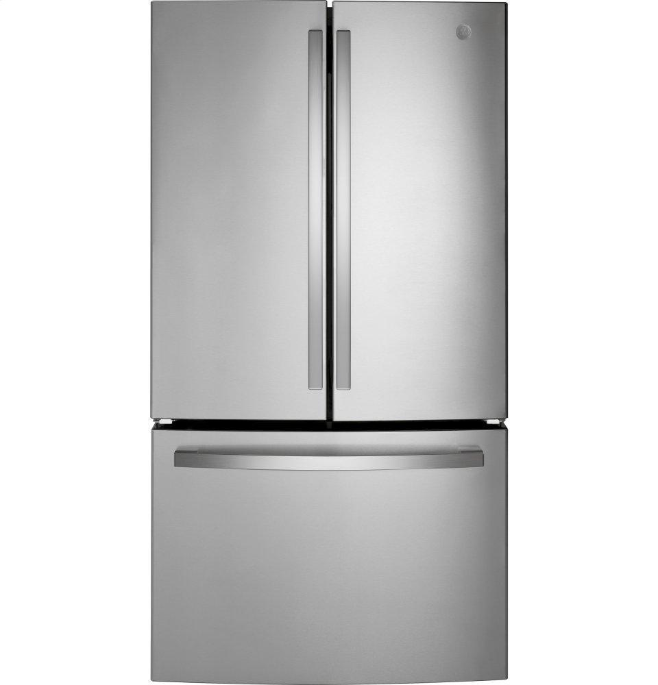 ®ENERGY STAR® 27.0 Cu. Ft. Fingerprint Resistant French-Door Refrigerator