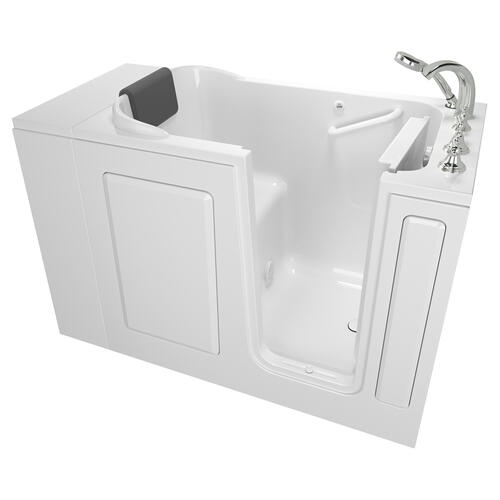 Premium Series 28x48 Walk-in Tub  Right Drain  American Standard - White