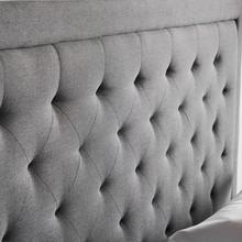 Queen Malouf Hennessy Headboard - Stone