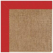 "View Product - Islamorada-Basketweave Canvas Jockey Red - Rectangle - 24"" x 36"""