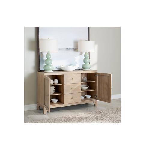 Legacy Classic Furniture - Lattice Credenza