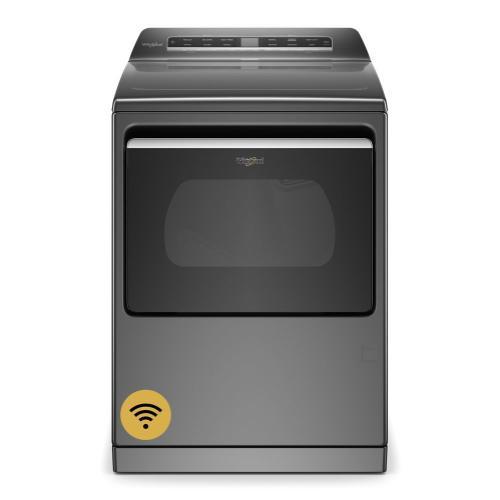 7.4 cu. ft. Smart Top Load Gas Dryer