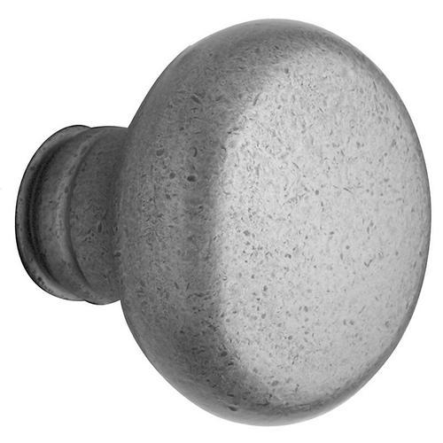Baldwin - Distressed Antique Nickel 5015 Estate Knob