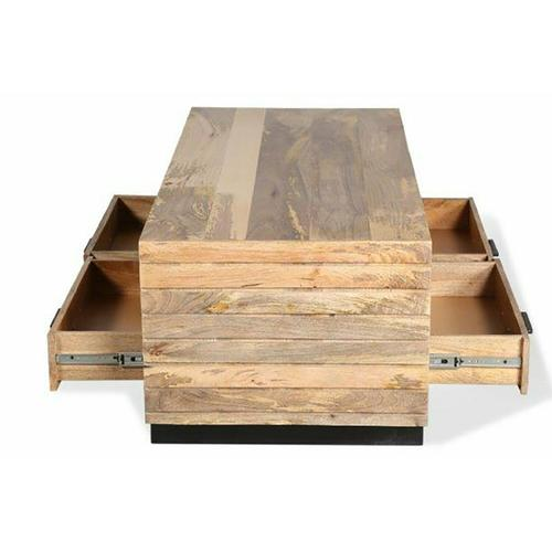 CROSSINGS DOWNTOWN Rectangular Cocktail Table