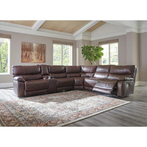 Muirfield 3-piece Reclining Sectional