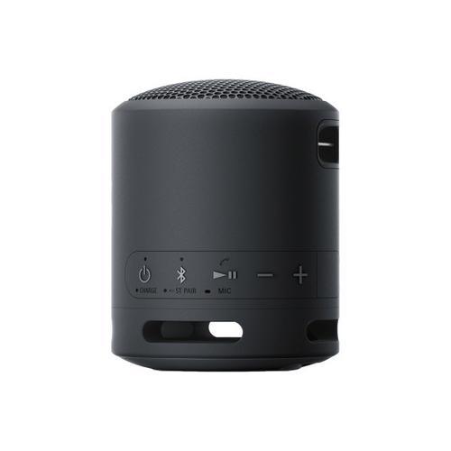 Sony - EXTRA BASS™ Compact Portable Bluetooth ® Wireless Speaker - Black