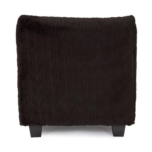 Howard Elliott - Pod Chair Angora Ebony