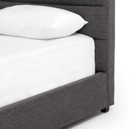 Four Hands - Queen Size San Remo Ash Cover Daphne Bed