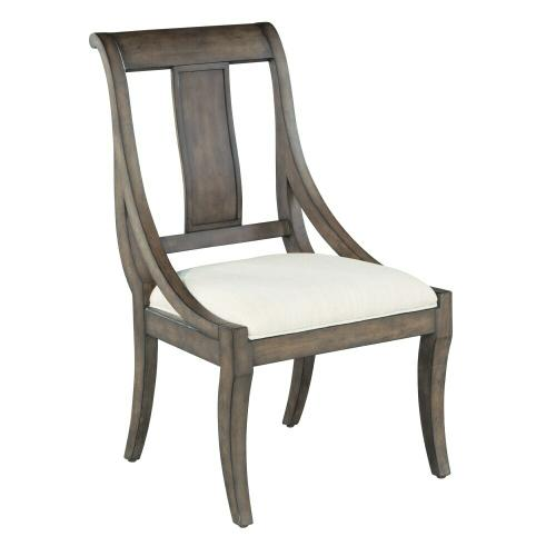 2-3526 Lincoln Park Sling Side Chair