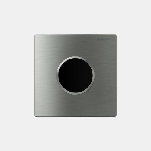 Type 10 Flush plates for in-wall urinal systems Hands-free, battery power Operation