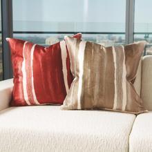 See Details - Mon Coeur Pillow-Cinnabar