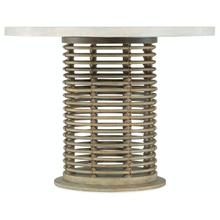 Dining Room Surfrider Rattan Bistro Table Base