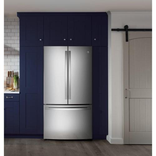 GE® ENERGY STAR® 28.7 Cu. Ft. Fingerprint Resistant French-Door Refrigerator