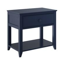 See Details - Night Stand Blue