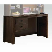 ACME Hector Desk - 38029 - Antique Charcoal Brown