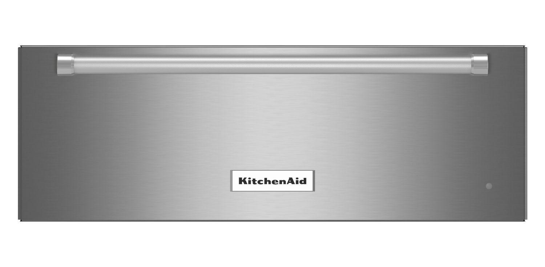 Kitchenaid30'' Slow Cook Warming Drawer Stainless Steel