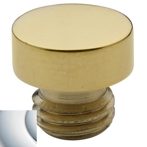 Baldwin - Polished Chrome Button Finial