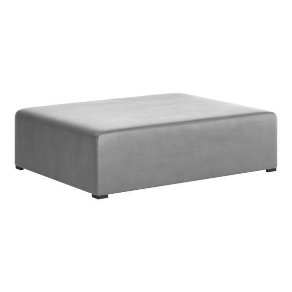 See Details - Lisbon Modular Large Seat Gray
