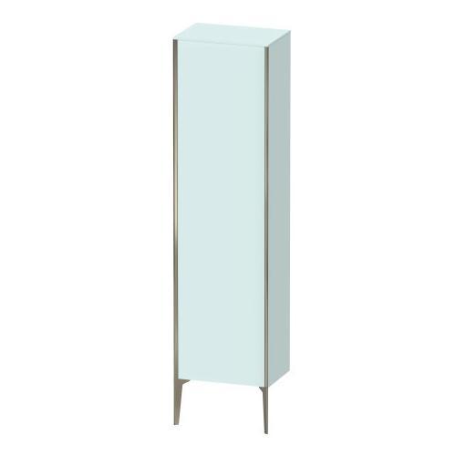 Duravit - Tall Cabinet Floorstanding, Light Blue Matte (decor)