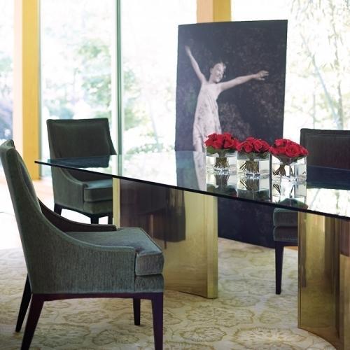 Gallery - Abbott Metal Dining Table