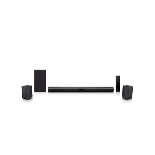 LG SLM4R 420W Sound Bar w/ Bluetooth Streaming and Surround Sound Speakers