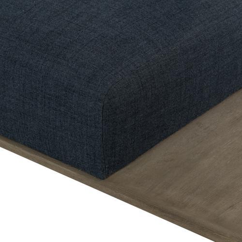Highland Sky Cover Right Arm Facing Configuration Clark Sofa W/ Table