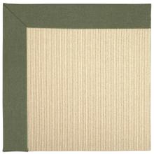 "Creative Concepts-Beach Sisal Canvas Fern - Rectangle - 24"" x 36"""