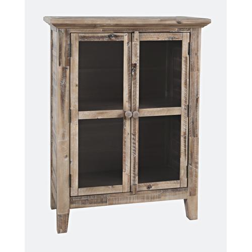 Jofran - Rustic Shores 2 Door High Cabinet