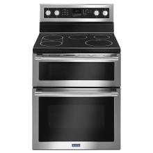 See Details - 30-Inch Wide Double Oven Electric Range With True Convection - 6.7 Cu. Ft.