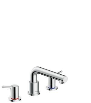 Chrome 3-Hole Roman Tub Set Trim Product Image
