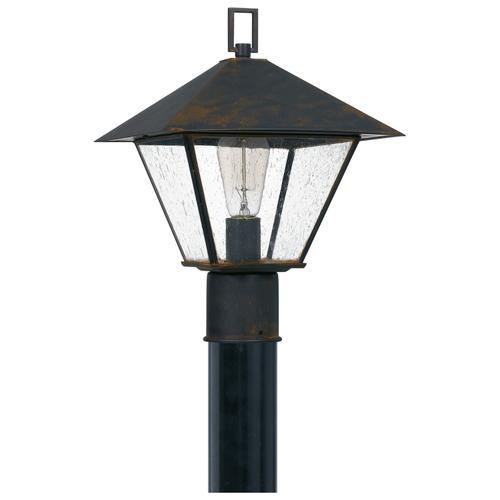 Quoizel - Corporal Outdoor Lantern in Industrial Bronze