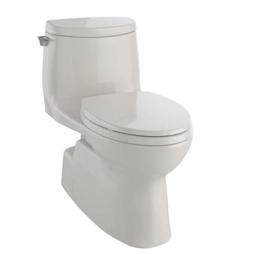 Carlyle® II 1G One-Piece Toilet, 1.0 GPF, Elongated Bowl - Bone