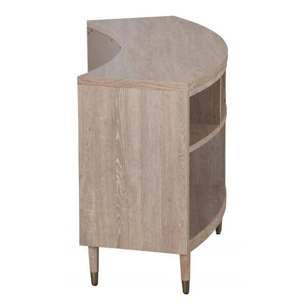 See Details - Curved Console