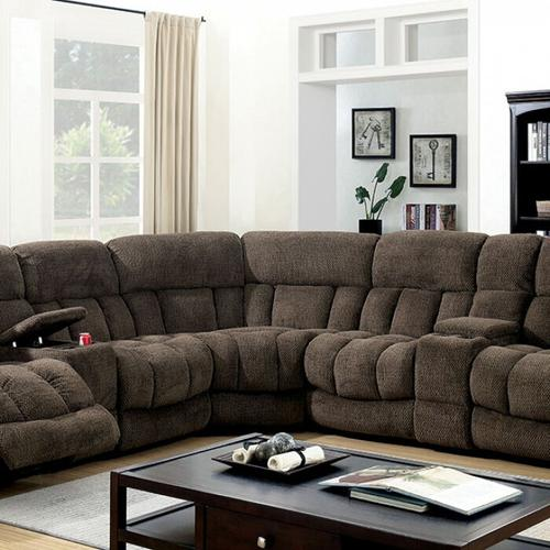 Furniture of America - Irene Sectional