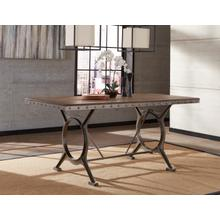 Paddock Rectangle Counter Height Dining Table - Ctn A - Top Only
