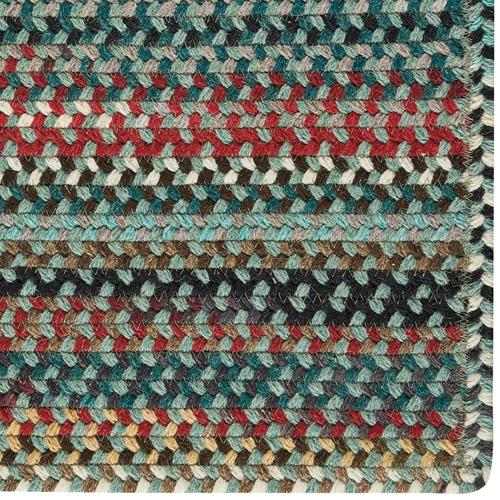 Yorktowne Green Braided Rugs