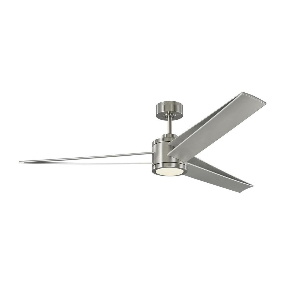 See Details - Armstrong 60 LED - Brushed Steel