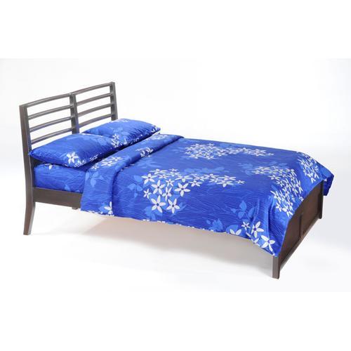 See Details - Jasmine Bed in Dark Chocolate Finish