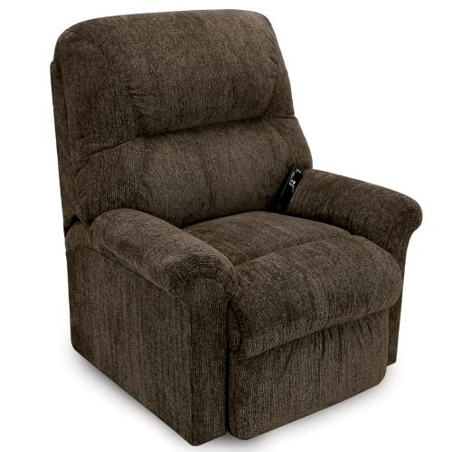 Patton Lift Recliner in Tiger Eye Fabric with a 2 Motor Lift & Recline System