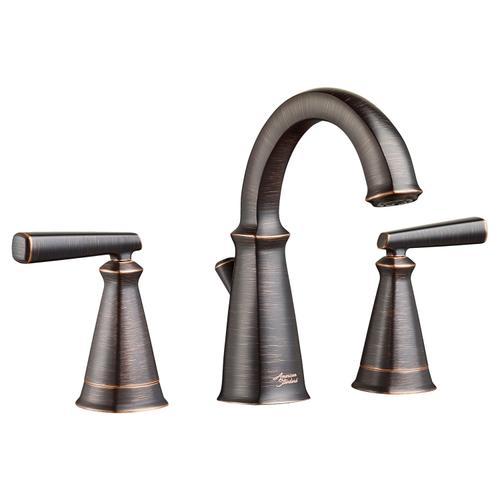 American Standard - Edgemere 8-inch Widespread Bathroom Faucet  American Standard - Legacy Bronze
