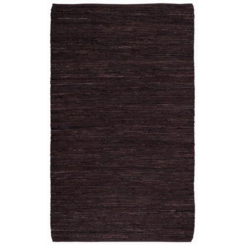 Lariat Chocolate Flat Woven Rugs