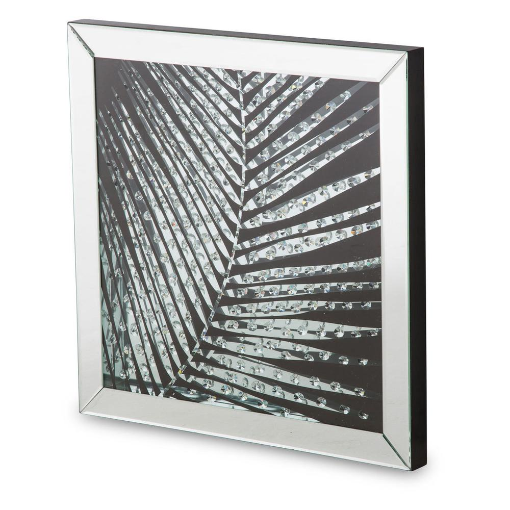 See Details - Mirror Framed Wall Decor 270h