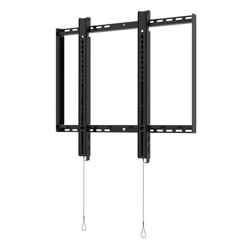 "Outdoor Flat Wall Mount for 65"" to 86"" Outdoor TVs and Displays"