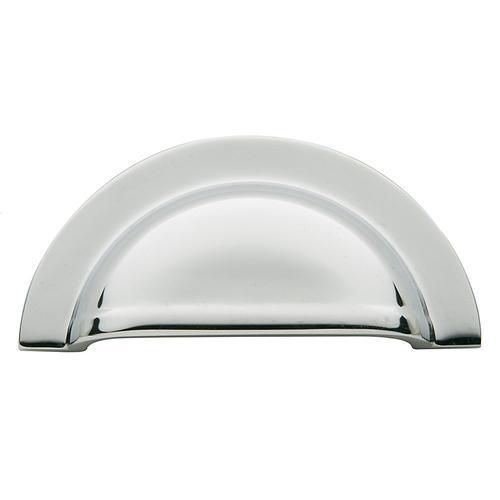 Baldwin - Polished Chrome Cup Pull