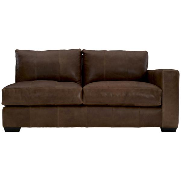 Dawkins Right Arm Loveseat in Walnut (793)
