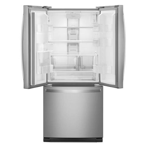 Whirlpool Canada - 30-inch Wide French Door Refrigerator - 20 cu. ft.