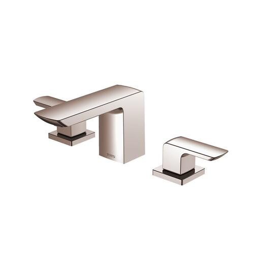 GR Widespread Faucet - 1.2 GPM - Polished Bronze MTO