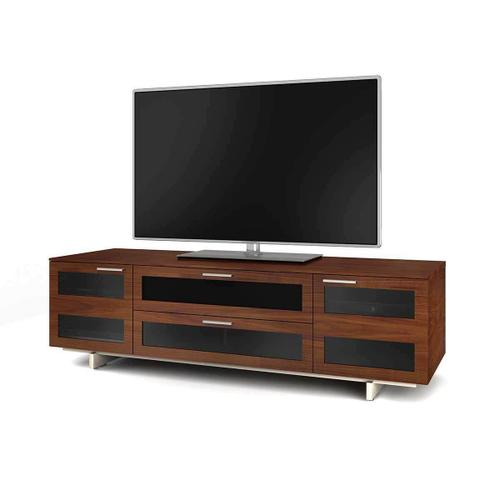 Quad Width Cabinet 8929 in Chocolate Stained Walnut